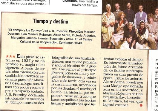Critica Revista Noticias